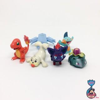 Bộ mô hình Pokemon tổng hợp PKM07