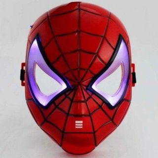 Hoá trang người nhện halloween