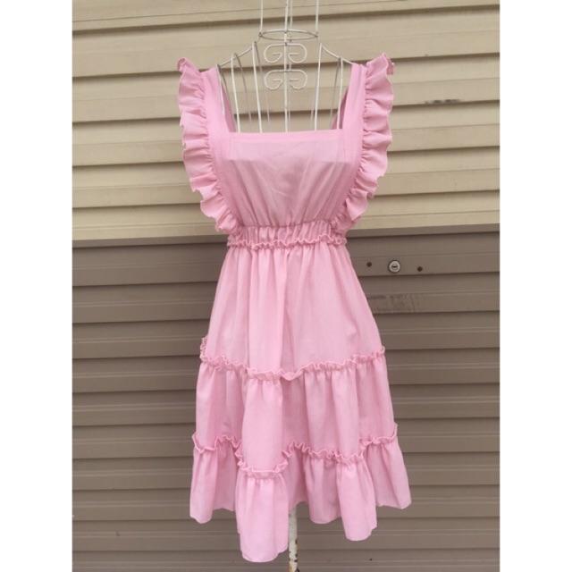 Váy thiết kế dáng tiểu thư xinh xắn