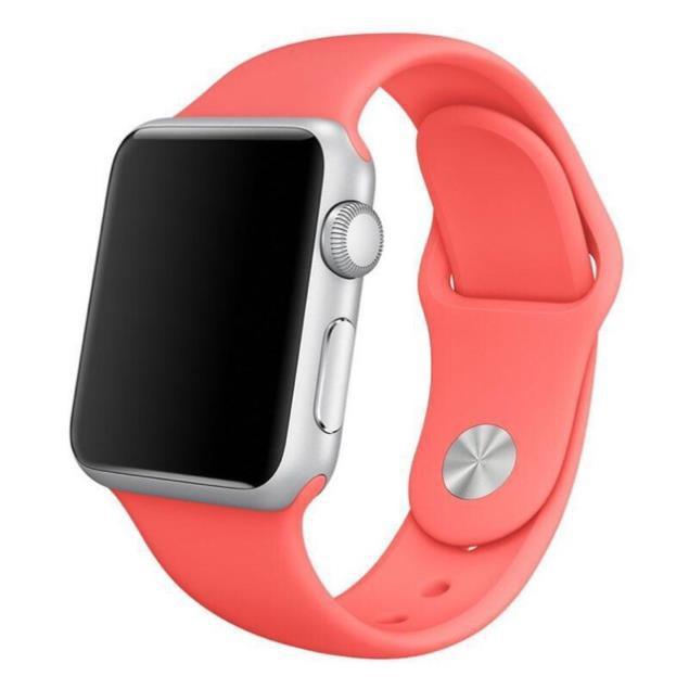 Dây đeo silicon cho Apple Watch đủ Size chính hãng COTEetCI - Nhiều màu