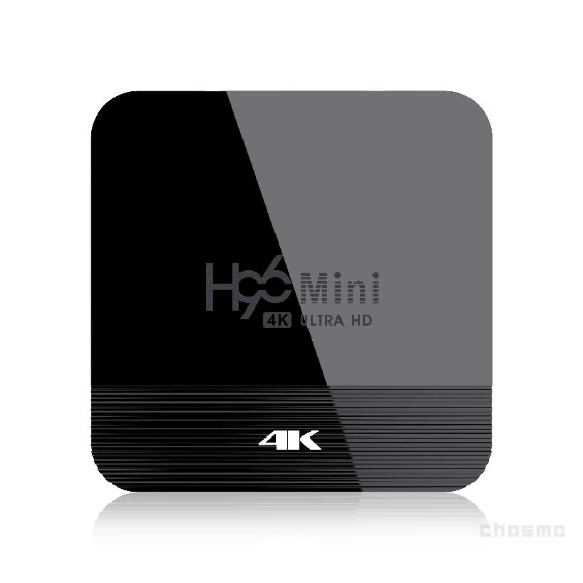 Tv Box H96Mini H8 Android Rk3328A 9.0 2gb 16gb 2.4g + 5g Band Wifi 4k H.256 Media Player 257