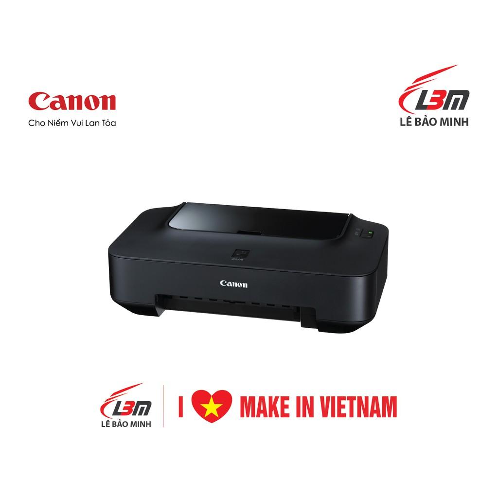 [Mã ELMALL7 giảm 7% đơn 499K] Máy in phun Canon đơn năng A4 Pixma IP2770 - chính hãng