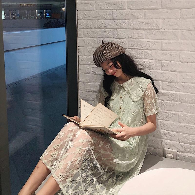 Đầm voan hai dây dáng xòe viền ren dễ thương cho nữ - 15133984 , 2782561816 , 322_2782561816 , 690100 , Dam-voan-hai-day-dang-xoe-vien-ren-de-thuong-cho-nu-322_2782561816 , shopee.vn , Đầm voan hai dây dáng xòe viền ren dễ thương cho nữ