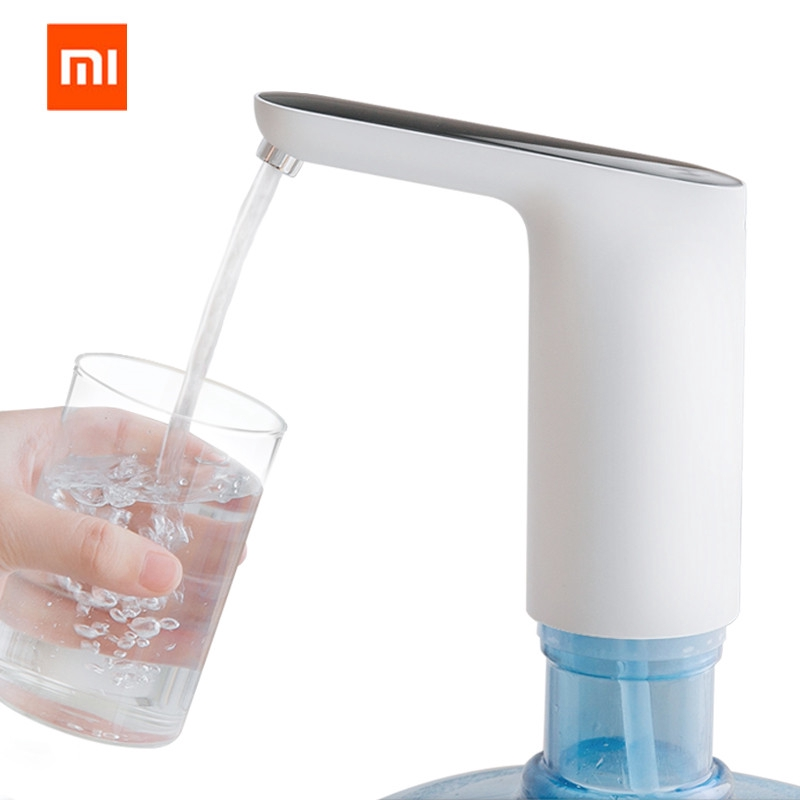 Xiaomi LIFE automatic USB mini switch touch pump wireless charging electric water dispenser with USB line water pump