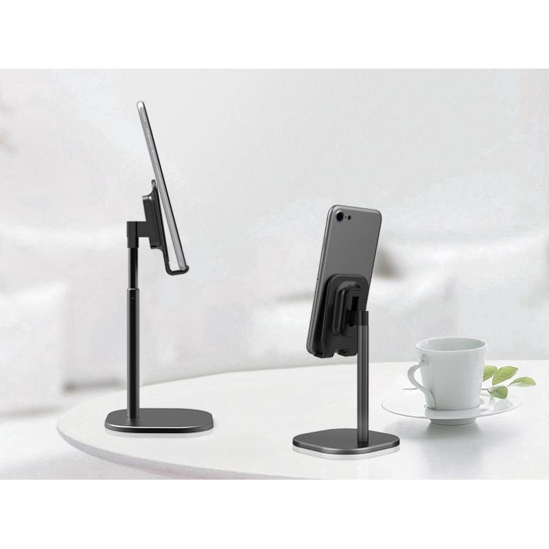 Giá đỡ điện thoại và máy tính bảng thiết kế nhỏ gọn tiện dụng