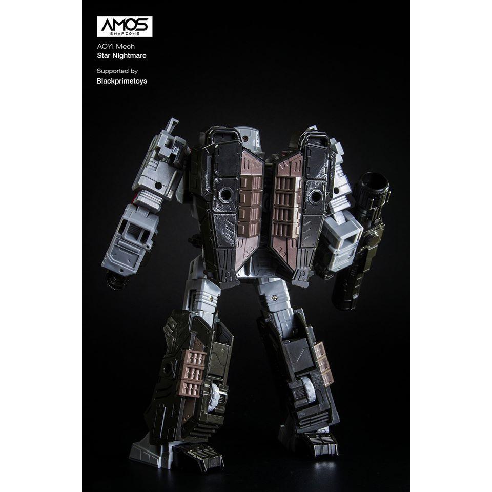 Mô hình robot Megatron Oversized War for Cybertron: Siege H6002-10B