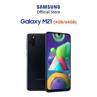 Điện Thoại Samsung Galaxy M21 (64GB/4GB) – Hàng Chính Hãng