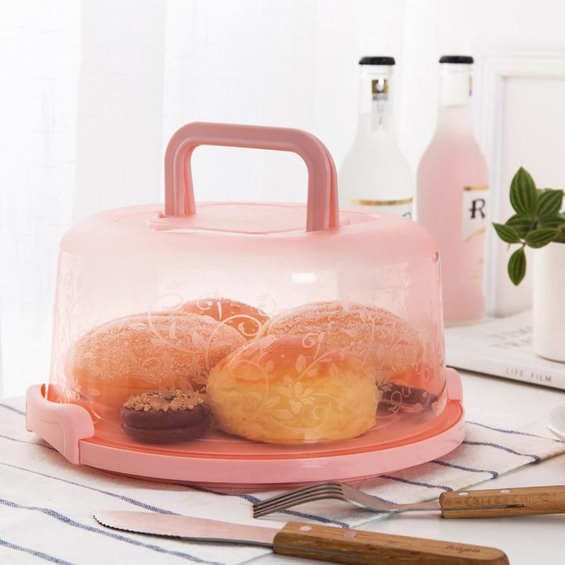 Hộp Đựng Bánh Cupcake 27cm Tiện Dụng