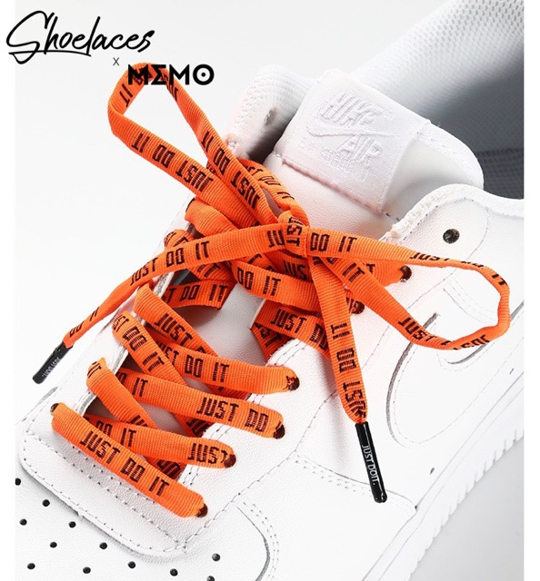 Dây Giày Nike Air Force 1 Just Do It Poly