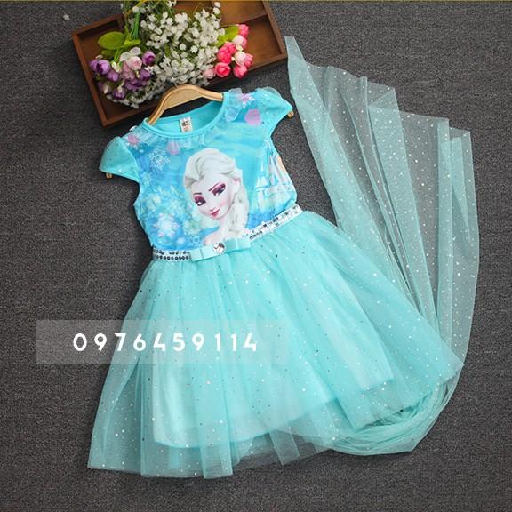 Váy Elsa cho bé - 3584152 , 1349168826 , 322_1349168826 , 172000 , Vay-Elsa-cho-be-322_1349168826 , shopee.vn , Váy Elsa cho bé