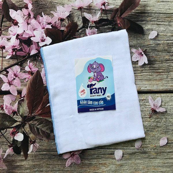 Khăn tắm xô 4 lớp Fany, khăn cao cấp loại to