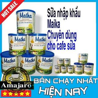 Sữa đặc có đường Maika 390g Giá Rẻ