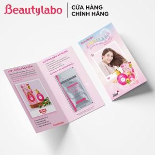 [HB Gift - Quà Tặng Không Bán] Sample Serum Dưỡng Tóc Beautylabo 2ml