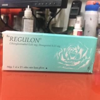 Sản phẩm Regulon ( vĩ 21 viên)