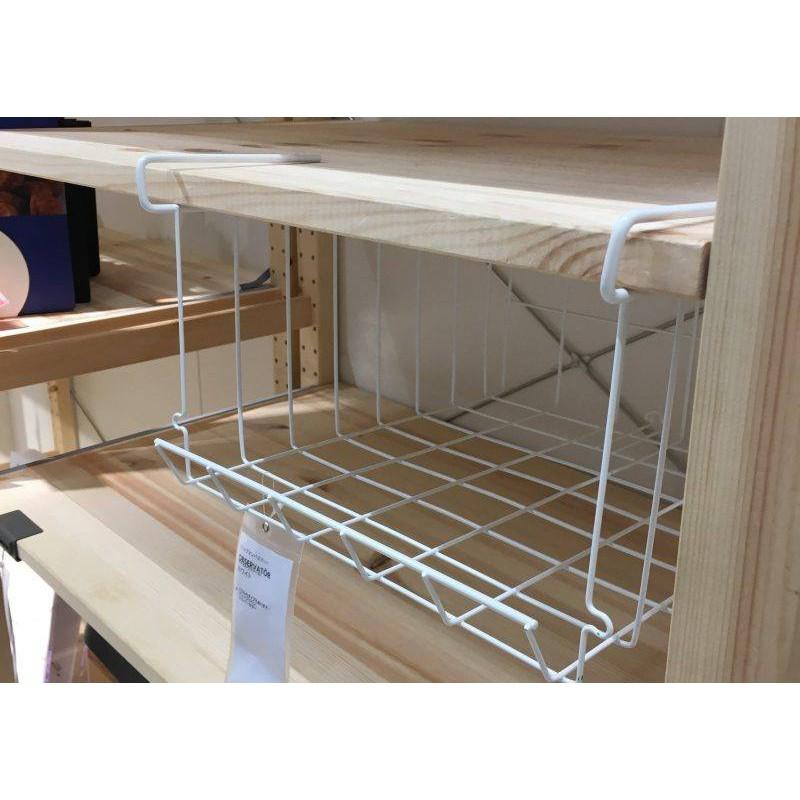 [ chất lượng ] GIỎ TREO ĐỒ MÓC TỦ IKEA OBSERVATOR cao cấp