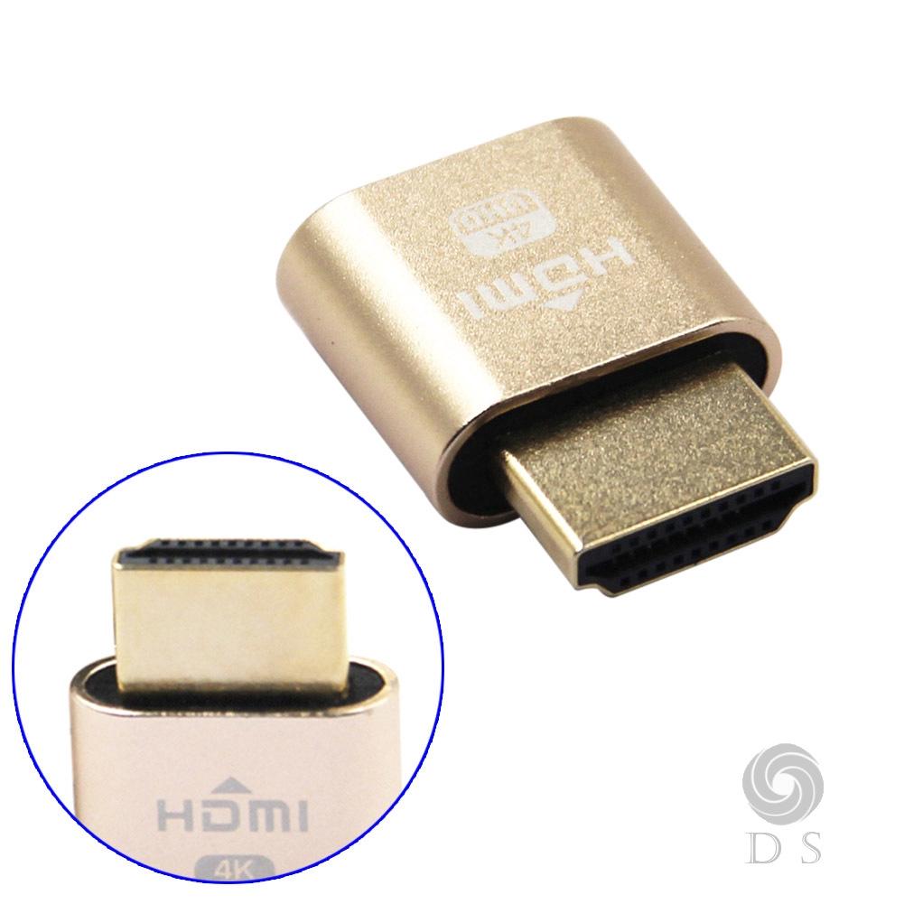 USB HDMI 1.4DDC EDID phiên bản VGA và DVI chuyên dụng