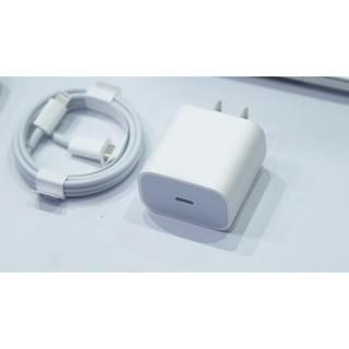 [Rẻ Vô Địch] Bộ Cáp Sạc iPhone 11 Pro Max 18W Sạc Cực Nhanh - Bảo Hành 6 Tháng