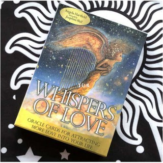Bộ bài Whispers Of Love Oracle Cards