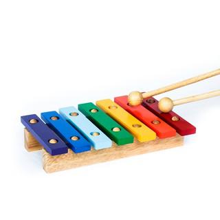 Đồ chơi gỗ thông minh – Đàn mộc cầm 7 thanh