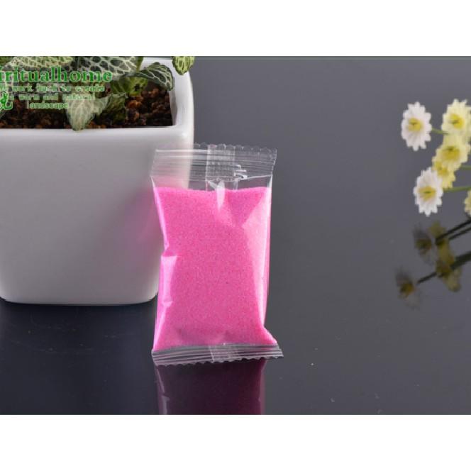 Cát màu hồng đóng túi 30gr cho các bạn làm DIY đây - 2820289 , 390944678 , 322_390944678 , 10000 , Cat-mau-hong-dong-tui-30gr-cho-cac-ban-lam-DIY-day-322_390944678 , shopee.vn , Cát màu hồng đóng túi 30gr cho các bạn làm DIY đây