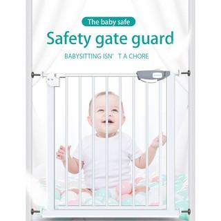 Đồ dùng cho bé Thanh chắn cửa, chắn cầu thang không khoan tường an toàn cho trẻ nhỏ thumbnail