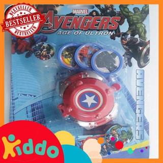 [đồ chơi trẻ em] Vỉ đồ chơi con quay zozo sắt 12 cái