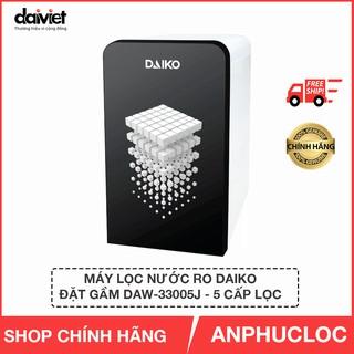 Máy lọc nước đặt gầm có vỏ tủ Daiko DAW-33005J - 5 cấp
