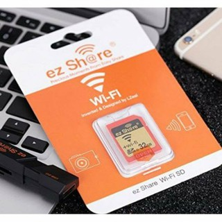 [ BH 12 tháng ] Thẻ nhớ SD wifi ezshare ez share 16gb 32gb