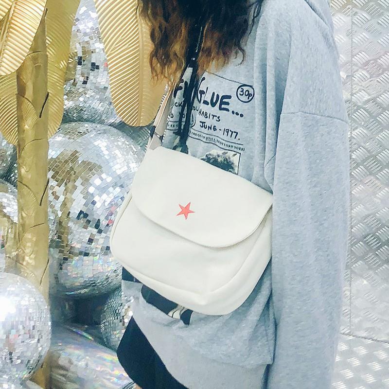 Túi Vải Đeo Chéo Star Phong Cách