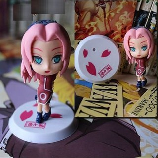 Mô hình Sakura chibi trong Naruto