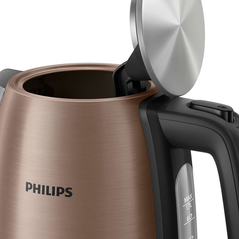 Ấm đun siêu tốc Philips HD9355 1.7L - Hàng nhập khẩu