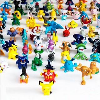 Bộ 144 Nhân Vật Hoạt Hình Pokemon
