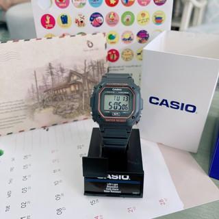 Đồng hồ Casio dáng cổ điển F108WH-8A2 (size 42mm) Hàng Authentic thumbnail