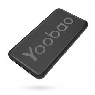 Pin sạc dự phòng polymer 10.000mAh dùng cho điện thoại máy tính bảng tai nghe Bluetooth... Yoobao P10T