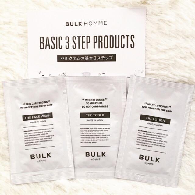 Combo 3 sample dưỡng da Bulk Homme Nhật Bản - 2764985 , 770173057 , 322_770173057 , 20000 , Combo-3-sample-duong-da-Bulk-Homme-Nhat-Ban-322_770173057 , shopee.vn , Combo 3 sample dưỡng da Bulk Homme Nhật Bản