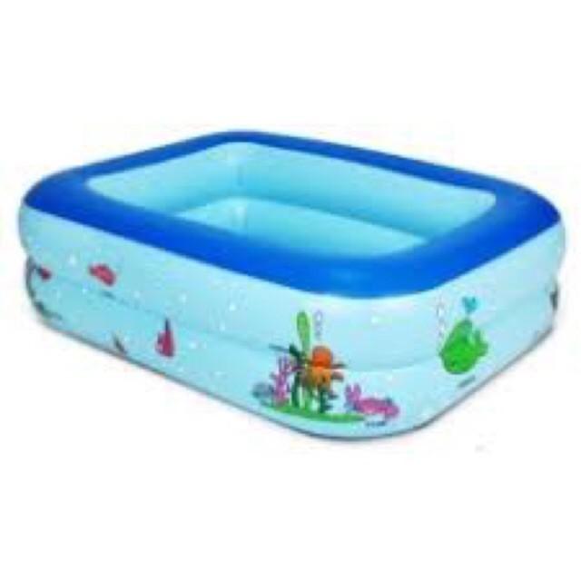tongkhohanoi_ bể bơi 1m2 x85cm x 35cm ( shop có bán các loại 1m3 và 1m5)