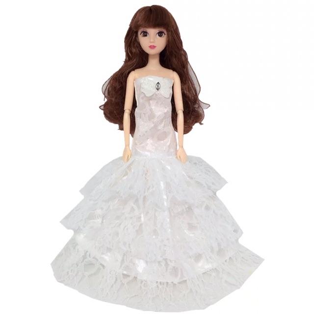 Đầm búp bê -bộ 2 cái