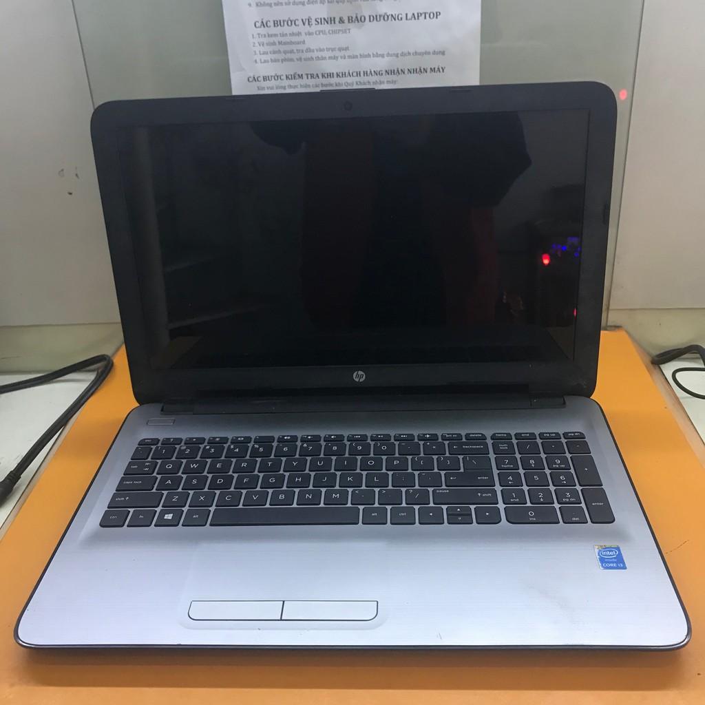 Máy HP 15-ay073TU (Intel Core i3-5005U 2.0GHz, 4GB RAM,500GB HDD, VGA Intel HD Graphics 5500, 15.6 i