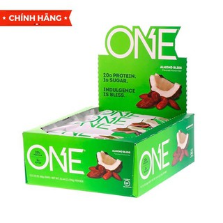 Bánh Protein ONE BAR – ONE PROTEIN BARS, 12 BARS