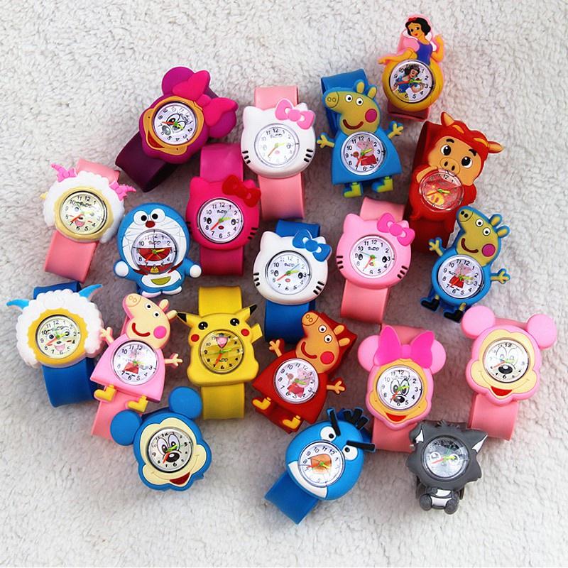Đồng hồ dễ thương dành cho bé yêu