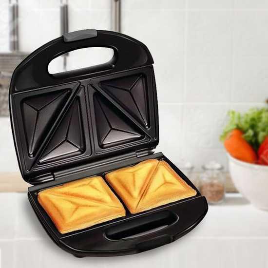 Máy nướng bánh sandwich nikai cao cấp BB169