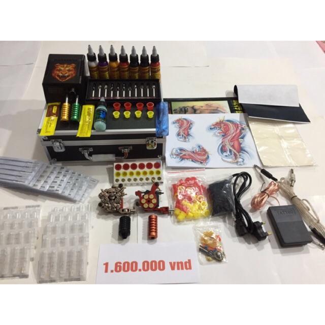 Bộ vali 2 máy xăm hình Mẫu 02 ( hàng có sẵn) - 3397107 , 814968827 , 322_814968827 , 1600000 , Bo-vali-2-may-xam-hinh-Mau-02-hang-co-san-322_814968827 , shopee.vn , Bộ vali 2 máy xăm hình Mẫu 02 ( hàng có sẵn)