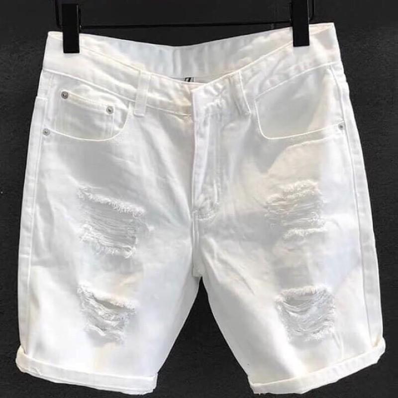 [FREESHIP] quần short jean nam TCS099 cao cấp