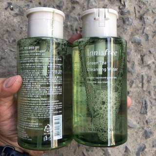 Nước tẩy trang ✔freeship✔ Nước Tẩy Trang Innisfree Green Tea Cleansing Water