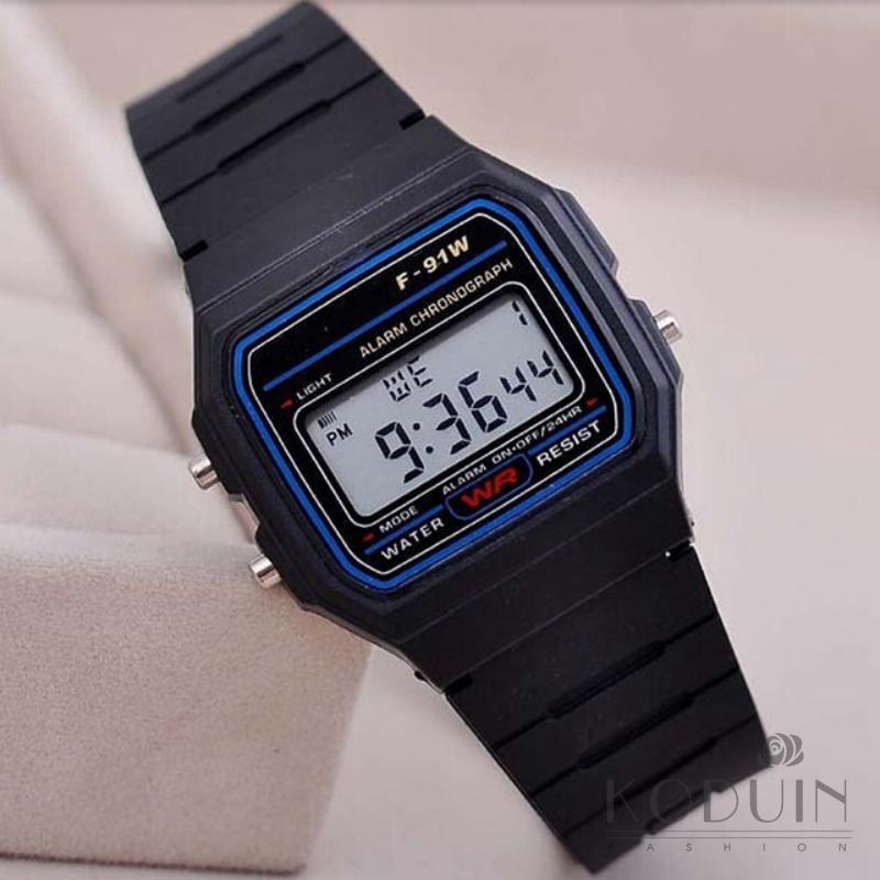 Đồng hồ điện tử đa năng kiểu dáng Hàn Quốc dành cho bé trai