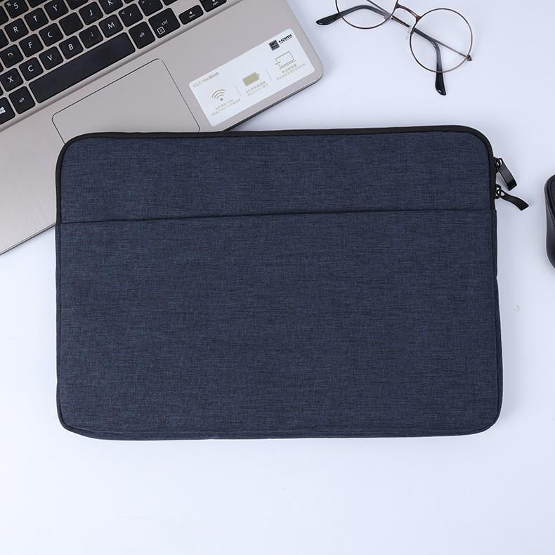 Túi Chống Sốc Macbook Laptop full size FO-PA-TI (Tặng kèm túi đựng sạc)