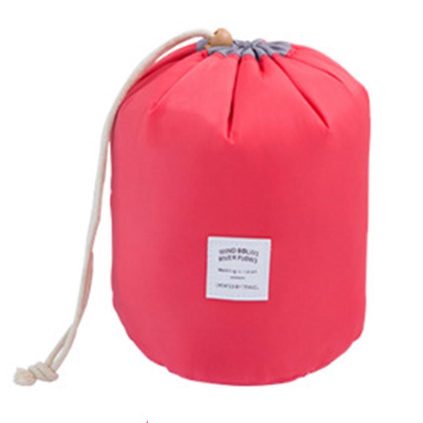 Túi du lịch đựng đồ mỹ phẩm chống nước TU 902-2 (Đỏ)