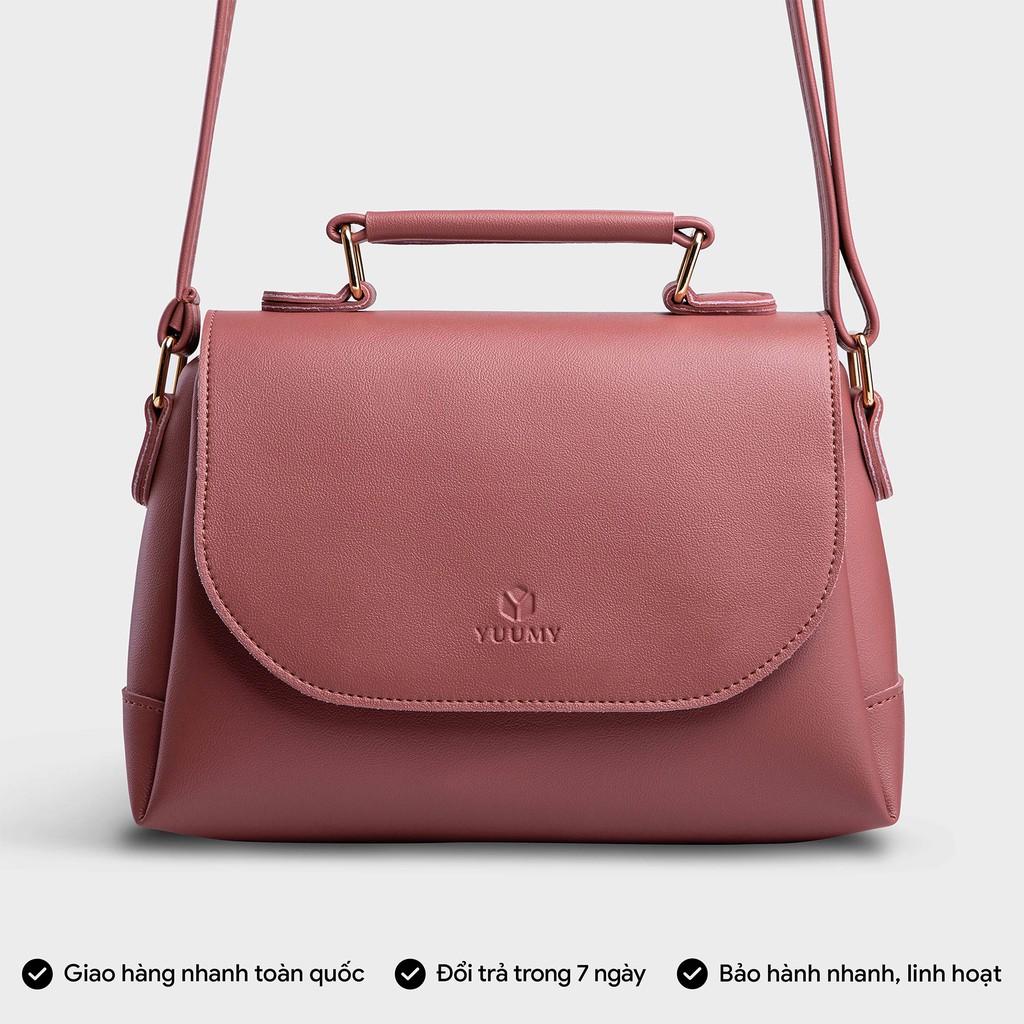[TẶNG YMK10] Túi đeo chéo thời trang nữ YUUMY YN48 nhiều màu