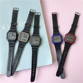 Đồng hồ thể thao nữ nam Sport Asv01 điện tử, kiểu dáng thời trang, đầy đủ chức năng, chống nước tốt thumbnail