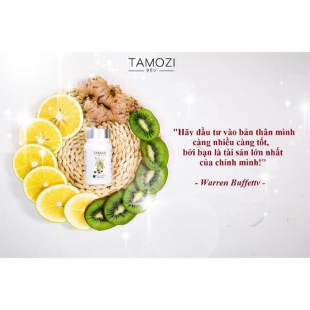 Sản phẩm bảo vệ sức khỏe hỗ trợ giảm cân Tamozi